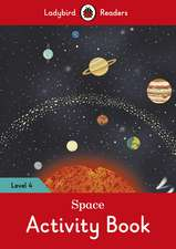 Space Activity Book – Ladybird Readers Level 4