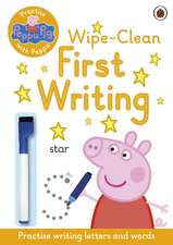 Peppa Pig, Practise with Peppa, Wipe-Clean First Writing