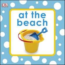 Squeaky Baby Bath Book At The Beach