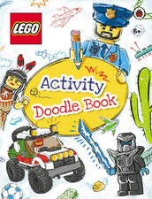 LEGO: Activity Doodle Book