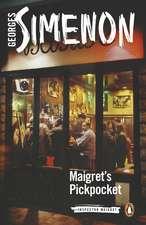 Maigret's Pickpocket: Inspector Maigret #66