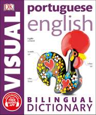 Portuguese-English Bilingual Visual Dictionary with Free Audio App
