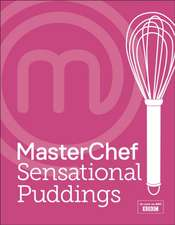 MasterChef Sensational Puddings