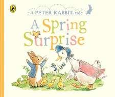 Peter Rabbit Tales - A Spring Surprise
