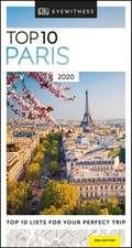 DK Eyewitness Top 10 Paris: 2020