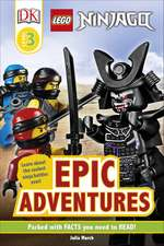 LEGO NINJAGO Epic Adventures