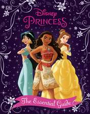 Disney Princess The Essential Guide New Edition