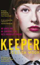 Keeper: the 'extraordinary and compelling' literary thriller coming in 2020