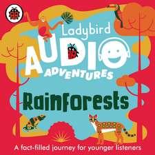 Rainforests: Ladybird Audio Adventures