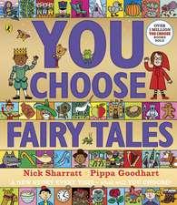 You Choose Fairy Tales