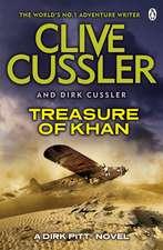 Treasure of Khan: Dirk Pitt #19