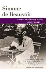 Diary of a Philosophy Student: Volume 1, 1926-27