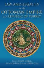 Law and Legality in the Ottoman Empire and Republic of Turkey:  Neuropsychoanalysis and Authorship in Film and Literature
