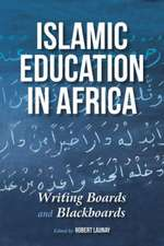 Islamic Education in Africa