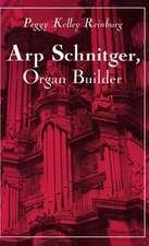 Arp Schnitger, Organ Builder