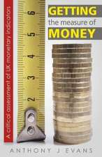 Getting the Measure of Money