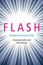 Flash – Building the Interactive Web