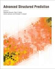 Advanced Structured Prediction