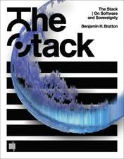 The Stack – On Software and Sovereignty