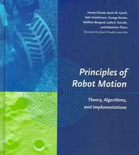 Principles of Robot Motion – Theory, Algorithms and Implementation (OIP)