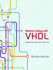 Effective Coding with VHDL – Principles and Best Practice