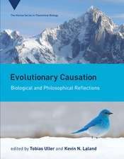 Evolutionary Causation – Biological and Philosophical Reflections