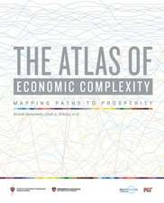 The Atlas of Economic Complexity – Mapping Paths to Prosperity