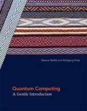 Quantum Computing – A Gentle Introduction