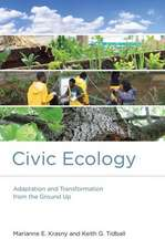 Civic Ecology – Adaptation and Transformation from the Ground Up