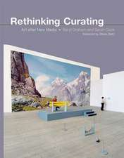 Rethinking Curating – Art after New Media