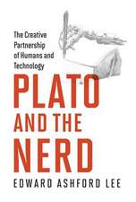 Plato and the Nerd – The Creative Partnership of Humans and Technology