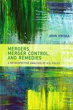 Mergers, Merger Control, and Remedies – A Retrospective Analysis of U.S. Policy