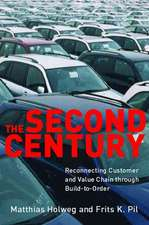 Second Century – Reconnecting Customer and Value Chain Through Build–to–Order Mass and Lean Production in the Auto Industry