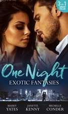 One Night of Exotic Desire