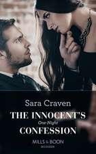 Innocent's One-Night Confession