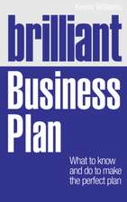 Brilliant Business Plan
