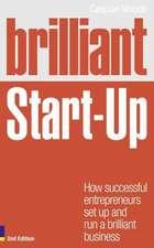 Brilliant Start-Up