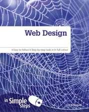 Kraynak, J: Web Design In Simple Steps