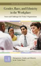 Gender, Race, and Ethnicity in the Workplace [3 Volumes]