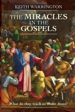 Miracles in the Gospels