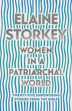 WOMEN IN A PATRIARCHAL WORLD