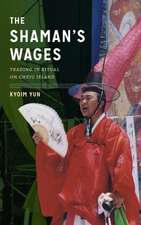 Shaman's Wages
