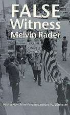 False Witness:  Second Edition