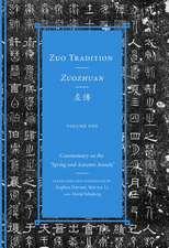 Zuo Tradition / Zuozhuan