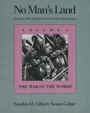 No Man′s Land V 1 – Place of the Woman Writer in 20th Century – The War of the Worlds