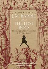 J.M. Barrie and the Lost Boys – The Real Story Behind Peter Pan