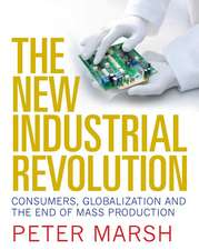 The New Industrial Revolution - Consumers, Globalization and the End of Mass Production