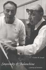 Stravinsky and Balanchine