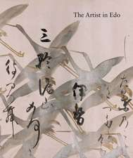 The Artist in Edo: Studies in the History of Art, vol. 80
