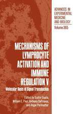Mechanisms of Lymphocyte Activation and Immune Regulation V: Molecular Basis of Signal Transduction